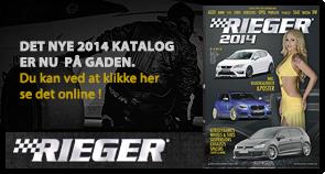 RIEGER online katalog