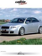 Audi a4-typ-B6/8E
