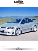 Opel astra-coupe