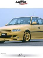 Opel astra-typ-f