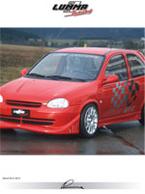 Opel corsa-typ-b