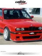 BMW e30-limosine