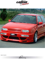 VW golf-3-typ-1h