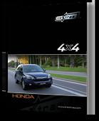 honda 4x4 katalog