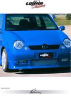 VW lupo-typ-6e-6es-6x