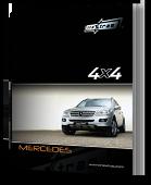 mercedes 4x4 katalog