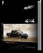 nissan 4x4 katalog