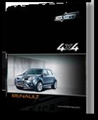 renault 4x4 katalog
