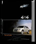 suzuki 4x4 katalog