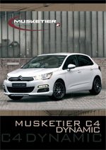 Musketier C4-3